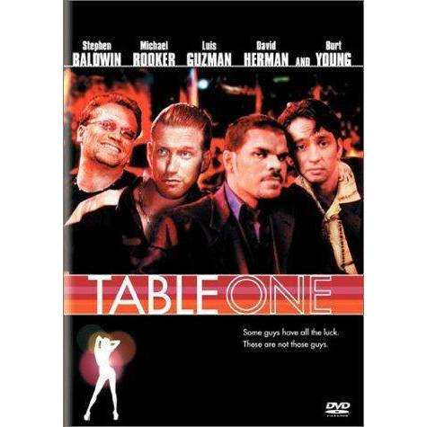 DVD | Table One,Widescreen/Fullscreen,The CD Exchange