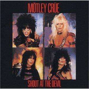 Motley Crue - Shout At The Devil - CD - The CD Exchange