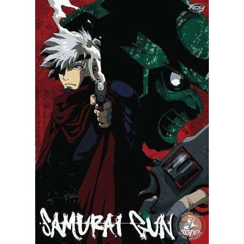 DVD | Samurai Gun Vol.3 - Lethal Influence,Fullscreen,The CD Exchange