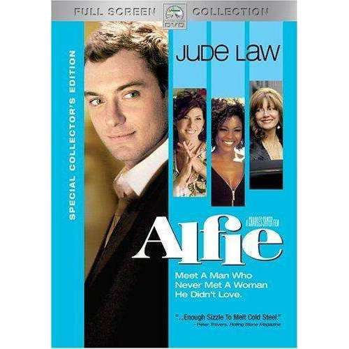 DVD | Alfie (2004 Fullscreen),Fullscreen,The CD Exchange