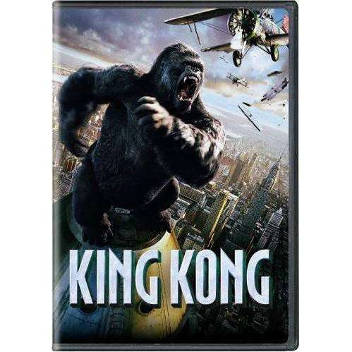 DVD | King Kong (Widescreen),Widescreen,The CD Exchange