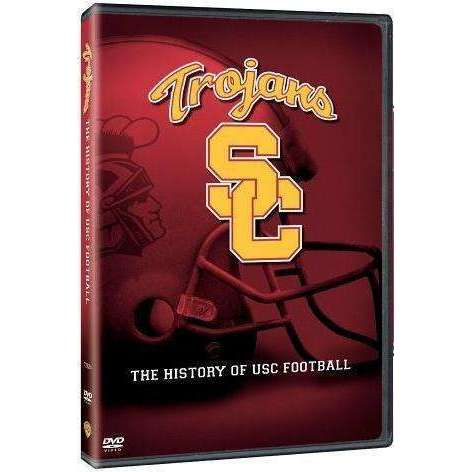 DVD | Trojans: The History Of USC Football,Fullscreen,The CD Exchange