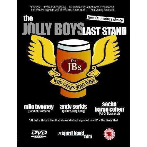 DVD | Jolly Boys Last Stand,Widescreen,The CD Exchange