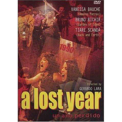 DVD | Lost Year (Un Ano Perdido),Fullscreen,The CD Exchange