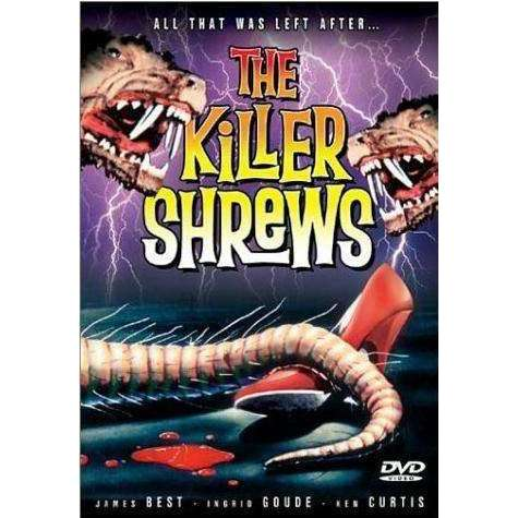 DVD | Killer Shrews,Fullscreen,The CD Exchange
