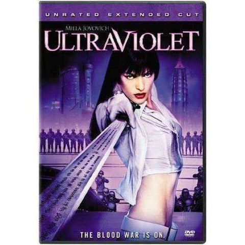 DVD | Ultraviolet (Unrated Extended Cut),Widescreen,The CD Exchange