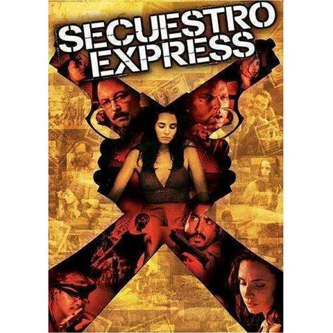 DVD | Secuestro Express,Widescreen,The CD Exchange