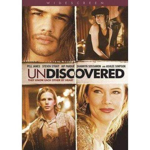 DVD | Undiscovered,Widescreen,The CD Exchange