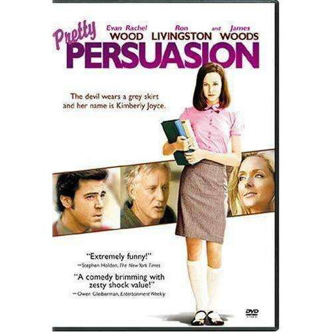 DVD | Pretty Persuasion,Widescreen,The CD Exchange