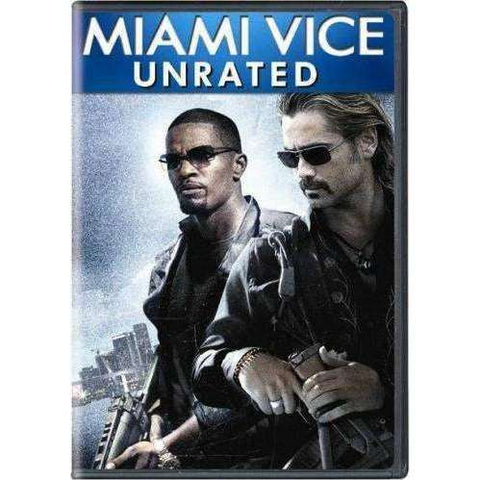 DVD | Miami Vice (Unrated Director's Edition),Widescreen,The CD Exchange