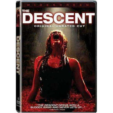 DVD - The Descent - Unrated Widescreen - The CD Exchange