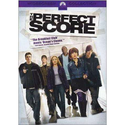 DVD | Perfect Score (Widescreen),Widescreen,The CD Exchange