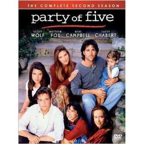 DVD | Party Of Five: Season 2,Fullscreen,The CD Exchange