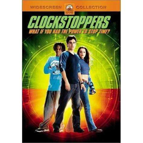 DVD | Clockstoppers,Widescreen,The CD Exchange