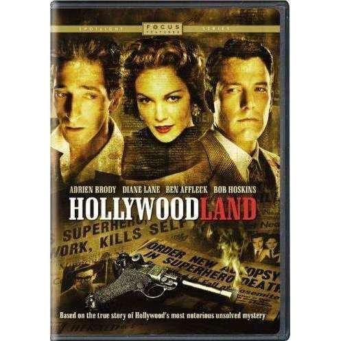 DVD | Hollywoodland (Widescreen),Widescreen,The CD Exchange