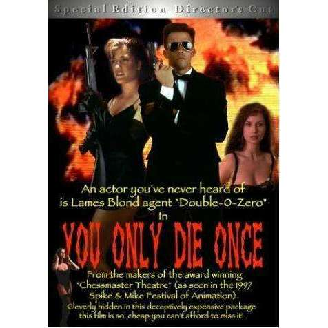 DVD | You Only Die Once,Fullscreen,The CD Exchange