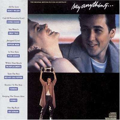 Soundtrack - Say Anything - CD - The CD Exchange