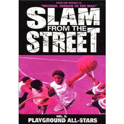 DVD | Slam From The Street Vol.2: Playground All-Stars,Fullscreen,The CD Exchange