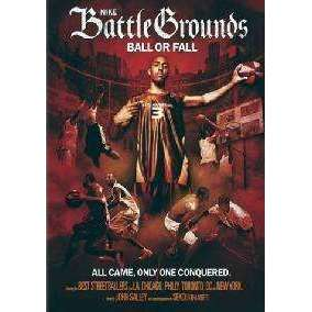 DVD | Nike Battle Grounds: Ball Or Fall,Fullscreen,The CD Exchange