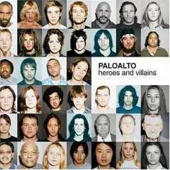 Paloalto | Heroes And Villains,CD,The CD Exchange