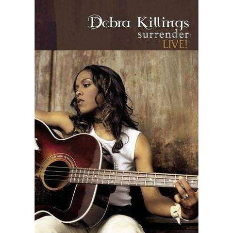 DVD | Killings, Debra: Surrender Live,Fullscreen,The CD Exchange