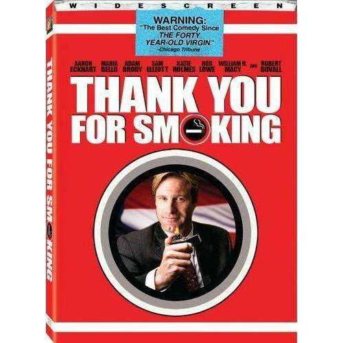 DVD | Thank You For Smoking (Widescreen) - The CD Exchange