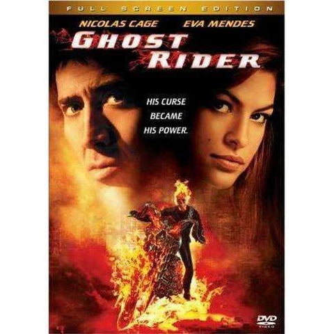 DVD | Ghost Rider (Fullscreen),Fullscreen,The CD Exchange
