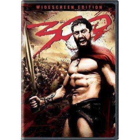 DVD | 300 (Widescreen),Widescreen,The CD Exchange