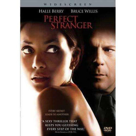 DVD - Perfect Stranger - Widescreen Movie - The CD Exchange