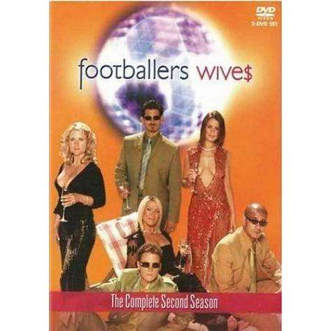 DVD | Footballers Wives: Season 2,Widescreen,The CD Exchange