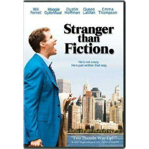 DVD | Stranger Than Fiction,Widescreen,The CD Exchange