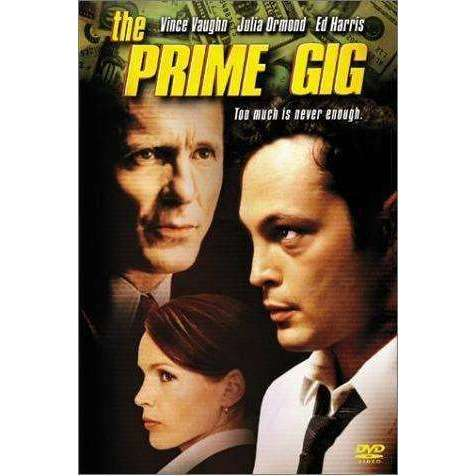 DVD | Prime Gig,Widescreen/Fullscreen,The CD Exchange
