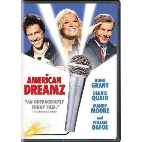 DVD | American Dreamz (Widescreen),Widescreen,The CD Exchange