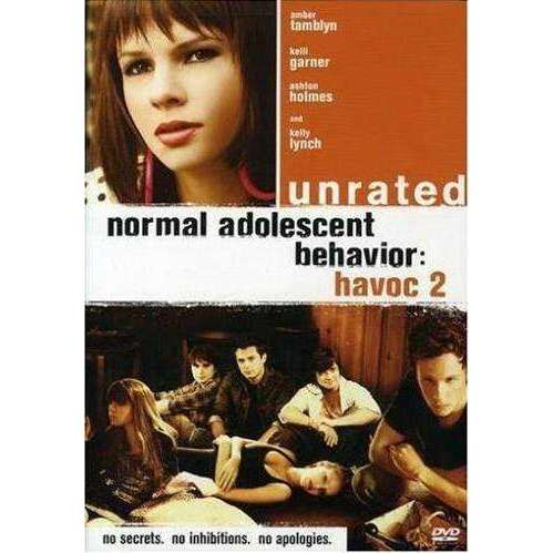 DVD | Normal Adolescent Behavior: Havoc 2,Widescreen,The CD Exchange
