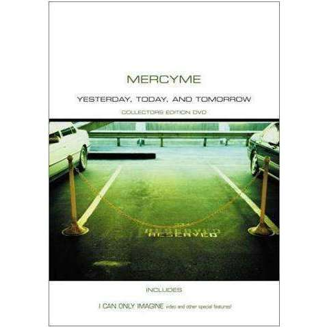 DVD | MercyMe: Yesterday, Today, And Tomorrow,Fullscreen,The CD Exchange