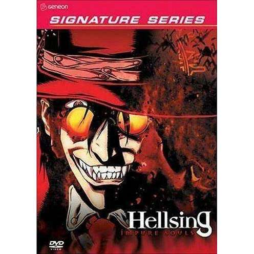 DVD | Hellsing Vol.1: Impure Souls,Fullscreen,The CD Exchange