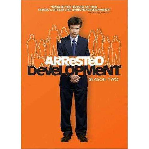 DVD | Arrested Development: Season 2,Widescreen,The CD Exchange