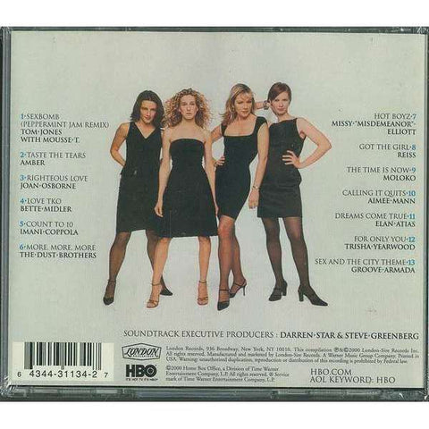Sex and the city final episode soundtrack