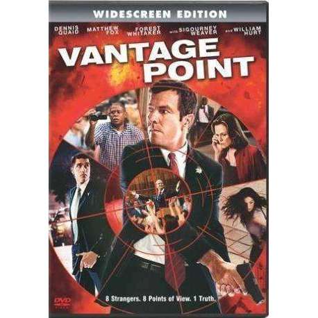 DVD | Vantage Point,Widescreen,The CD Exchange