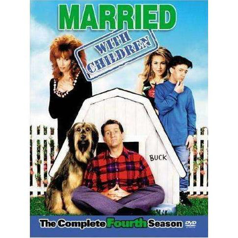 DVD | Married With Children: Season 4,Fullscreen,The CD Exchange