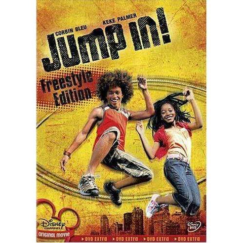 DVD | Jump In!,Fullscreen,The CD Exchange