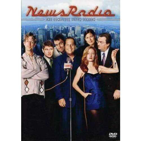 DVD | News Radio: Season 5,Fullscreen,The CD Exchange