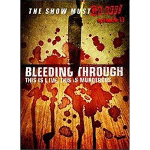 DVD | Bleeding Through: This Is Live, This Is Murderous, The Show Must Go Off!,Fullscreen,The CD Exchange
