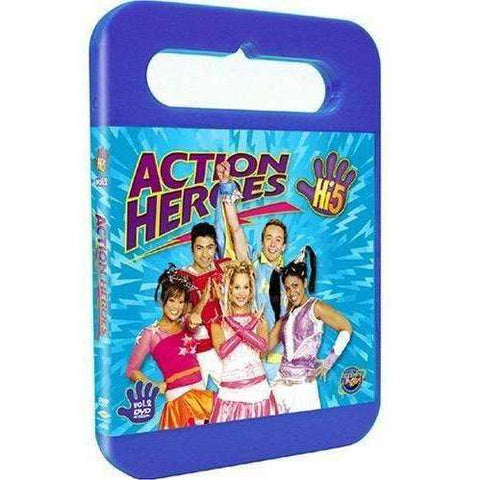 DVD | Hi-5: Action Heroes,Fullscreen,The CD Exchange