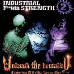 Various Artists | Industrial F**king Strength Vol.2 (2CD),CD,The CD Exchange