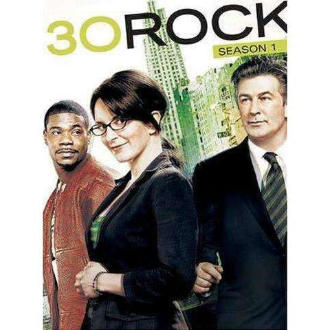DVD | 30 Rock: Season 1,Widescreen,The CD Exchange