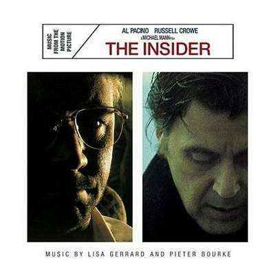 Soundtrack - Insider, The - CD - The CD Exchange