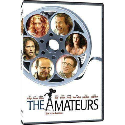 DVD - The Amateurs - Widescreen Movie - The CD Exchange