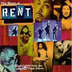 Soundtrack | Rent: Highlights From The Original Cast Album,CD,The CD Exchange