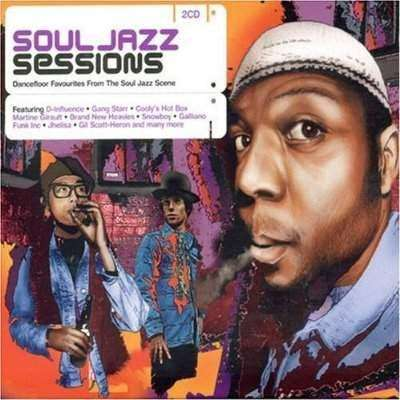Various Artists | Soul Jazz Sessions (2CD) (OOP),CD,The CD Exchange